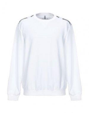 Пижама MOSCHINO. Цвет: белый