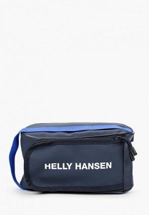 Несессер Helly Hansen HH SCOUT WASH BAG. Цвет: синий