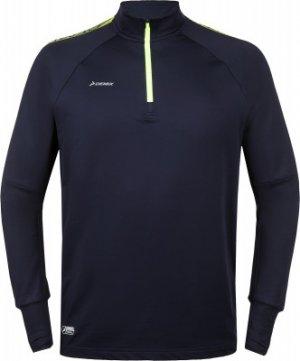 Джемпер футбольный мужской , размер 52 Demix. Цвет: синий