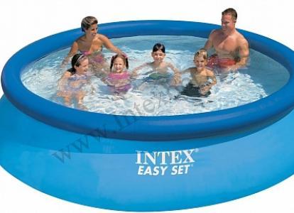 Easy set VD28120 Intex. Цвет: голубой
