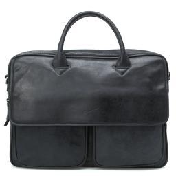 Портфель 8382 черный GERARD HENON