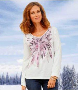 Блуза из Хлопка Atlas For Men. Цвет: белый