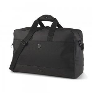 Сумка Scuderia Ferrari Weekender Bag PUMA. Цвет: черный