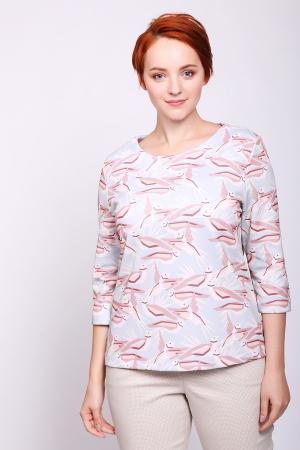 Пуловер Betty and Co. Цвет: разноцветный
