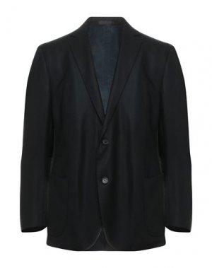 Пиджак EDUARD DRESSLER. Цвет: черный