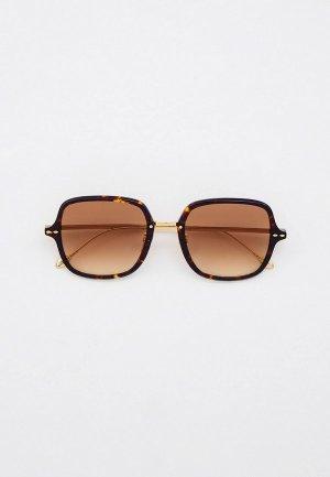 Очки солнцезащитные Isabel Marant IM 0037/S 2IK. Цвет: коричневый