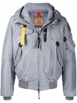 Gobi Base bomber jacket Parajumpers. Цвет: серый