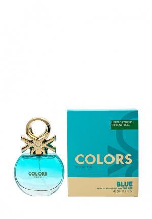 Туалетная вода United Colors of Benetton BLUE 50 мл