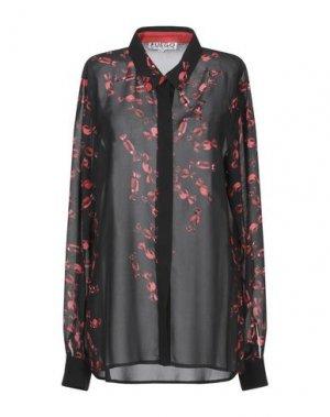 Pубашка FUEGO WOMAN. Цвет: черный