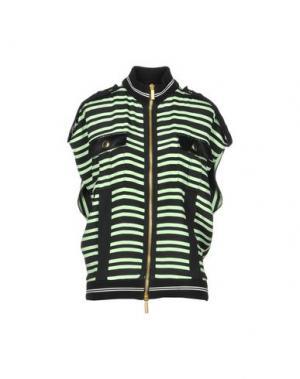 Куртка EMANUEL UNGARO. Цвет: светло-зеленый