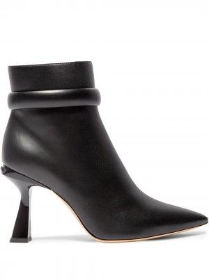 Ботильоны Carene 95 Givenchy. Цвет: черный