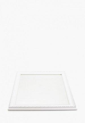 Зеркало настенное Мастер Рио. Цвет: белый