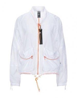 Куртка FREAKY NATION. Цвет: белый