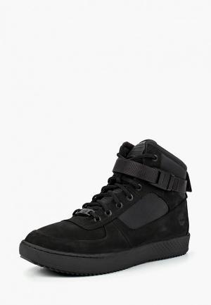 Ботинки Timberland CITYROAM CUPSOLE F/L BLACK. Цвет: черный