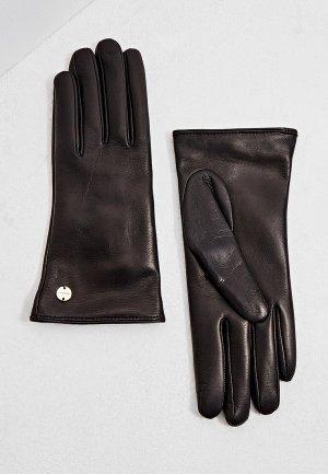 Перчатки Coccinelle. Цвет: коричневый