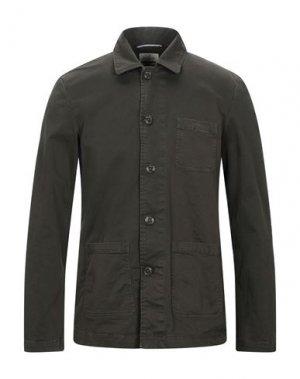 Pубашка BROOKSFIELD. Цвет: зеленый-милитари