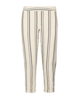 Повседневные брюки HATCH. Цвет: слоновая кость
