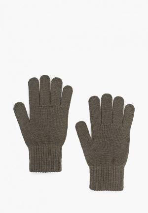 Перчатки Ferz. Цвет: хаки