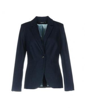 Пиджак JANICE. Цвет: синий