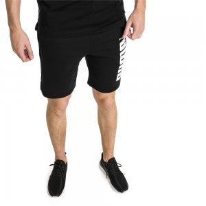 Шорты Athletics Shorts 8 PUMA. Цвет: черный