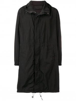 Дождевик с капюшоном 1017 ALYX 9SM. Цвет: черный