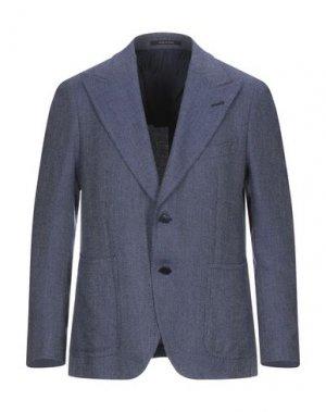 Пиджак PINO LERARIO 02-05. Цвет: лазурный