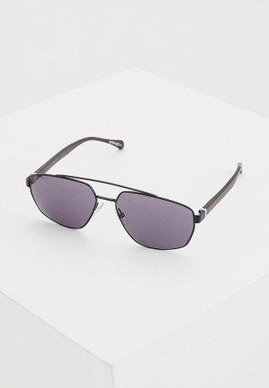 Очки солнцезащитные Boss 1118/S 003. Цвет: черный