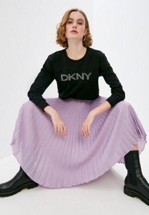 Свитшот DKNY. Цвет: черный