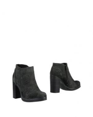 Ботинки BULL BOXER. Цвет: стальной серый