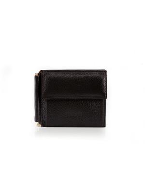 Зажим для денег, с монетником, Texas коричневый Domenico Morelli. Цвет: коричневый
