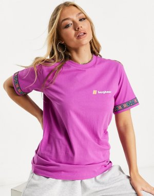Фиолетовая футболка -Фиолетовый Berghaus