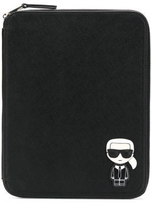 Чехол Ikonik для Ipad Karl Lagerfeld. Цвет: черный
