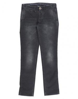 Повседневные брюки CYCLE. Цвет: стальной серый