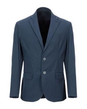 Пиджак MARTIN ZELO. Цвет: темно-синий