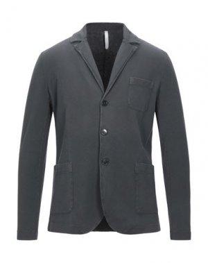 Пиджак BELLWOOD. Цвет: стальной серый