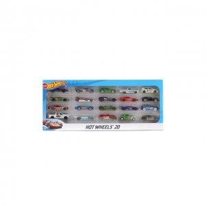 Игровой набор машин Hot Wheels Mattel. Цвет: разноцветный
