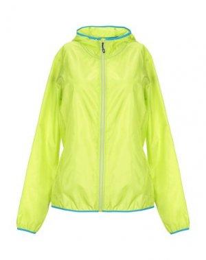 Куртка ARENA. Цвет: зеленый