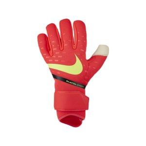 Футбольные перчатки Goalkeeper Phantom Shadow - Красный Nike