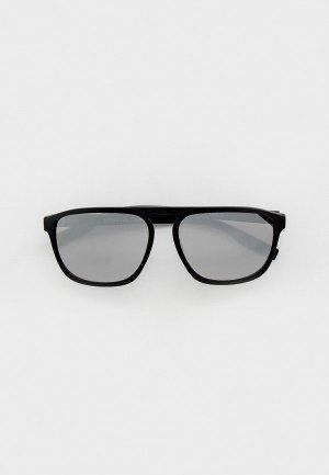 Очки солнцезащитные Eyelevel Spencer. Цвет: черный