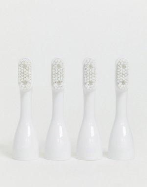 4 сменных головки для зубной щетки STYLSMILE StylPro