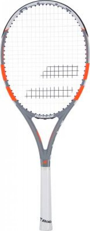 Ракетка для большого тенниса RIVAL 100 Babolat. Цвет: серый
