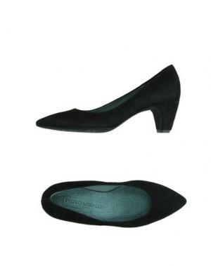 Туфли PEDRO MIRALLES. Цвет: черный