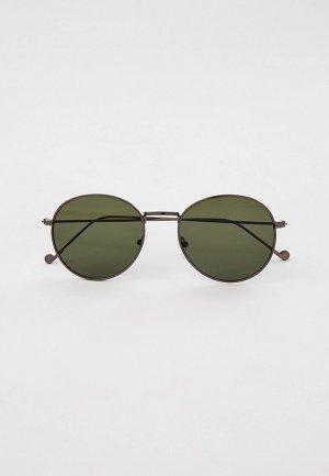 Очки солнцезащитные Koton. Цвет: серый