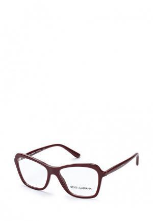 Оправа Dolce&Gabbana DG3263 3091. Цвет: бордовый