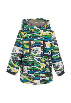 Куртка утепленная atPlay!. Цвет: разноцветный
