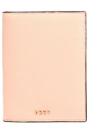Обложка DKNY (DONNA KARAN). Цвет: розовый