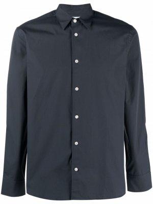 Рубашка Lewis с длинными рукавами Filippa K. Цвет: синий
