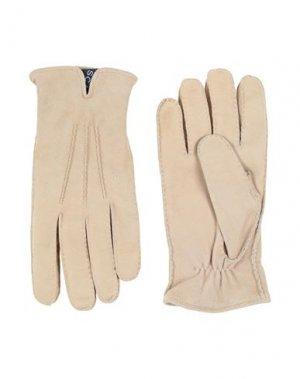 Перчатки SCABAL®. Цвет: бежевый