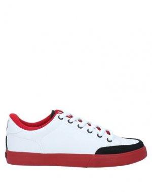 Кеды и кроссовки CIRCA. Цвет: белый