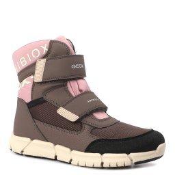 Ботинки J94APA серо-коричневый GEOX